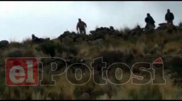 Enfrentamiento a pedradas deja dos heridos en Yocalla
