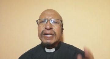 El padre Miguel Albino reflexiona sobre el Espíritu Santo