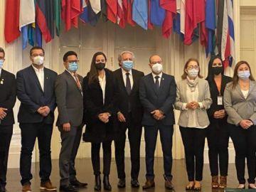 Opositores dicen que la OEA hará 'observación' a Bolivia