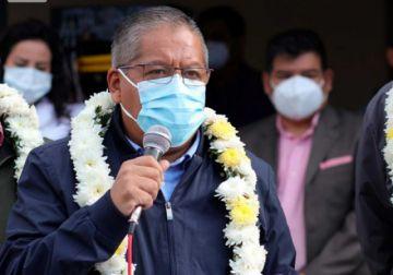 El Alcalde interino de Cochabamba da positivo a COVID-19 y es hospitalizado