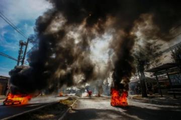 Protestan en Chile para pedir tercer retiro de fondos de pensión