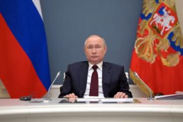 Putin anuncia 10 días no laborables en mayo para frenar el avance de la pandemia