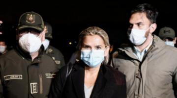 El Parlamento europeo debatirá la situación de Bolivia y la detención de Jeanine Áñez