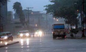 El Senamhi emite alerta naranja por lluvias en cuatro departamentos