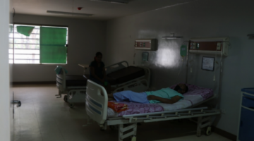 Riberalta, entre la oscuridad y la pandemia