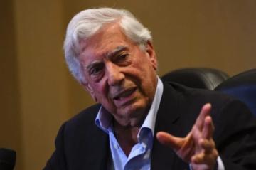"""""""Es importante que Perú no caiga en la catástrofe que es Venezuela"""", dice Vargas Llosa"""