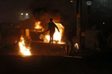 Reportan nuevos enfrentamientos en Jerusalén tras llamado a la calma de Netanyahu