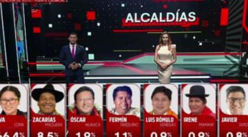 El MAS apunta a revisar encuestas de las elecciones subnacionales, según proyecto de ley