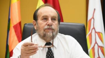 Justicia volverá a cautelar al exministro Navajas por caso respiradores españoles