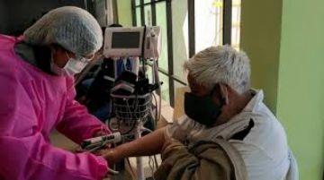 CNS prosigue vacunación contra el coronavirus en Potosí
