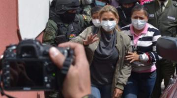 Gobierno remite información al Parlamento Europeo sobre la situación de Jeanine Añez