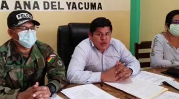 Tras balacera, policías realizan allanamientos y controles migratorios en Santa Ana de Yacuma