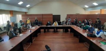 Alcaldía y trabajadores de La Paz Limpia llegan a un acuerdo por conflicto del pago de salarios