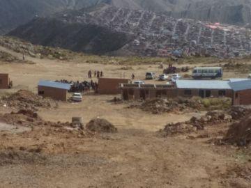 Reportan enfrentamiento en Puck'a Loma, hay posiblemente heridos