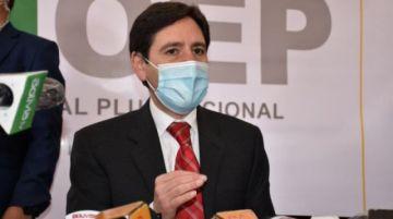 Salvador Romero presentará su renuncia al Tribunal Supremo Electoral