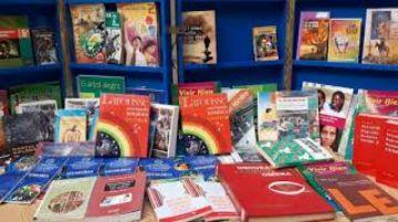 Buscar recaudar libros para bibliotecas municipales y comunitarias