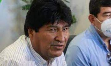 """Evo Morales dice que renuncia de Romero es """"prueba"""" de que no hubo fraude"""
