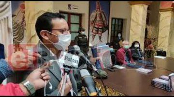 Presentan gaceta departamental de leyes en Potosí