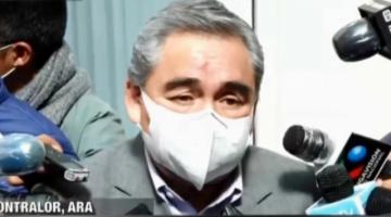 Contraloría remite a la Fiscalía denuncias contra implicados en casos respiradores y gases