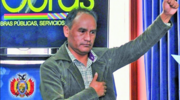 Ordenan cárcel para el exviceministro Bonifaz procesado por abuso sexual a su hija