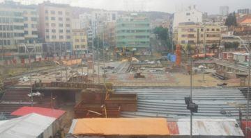 Oficina de Arias informa que la Alcaldía estaría presionando a concluir el viaducto Tejada Sorzano