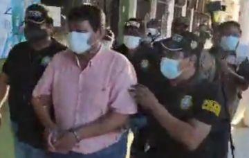 El Gobernador del Beni es enviado a la cárcel de Mocoví por incumplimiento de deberes