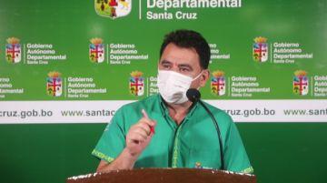 Con 889 casos nuevos de Covid-19, Santa Cruz bate récord de contagios diarios en 2021