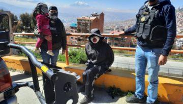 El Alto: Rescatan a niña reportada como desaparecida y capturan a presunto secuestrador