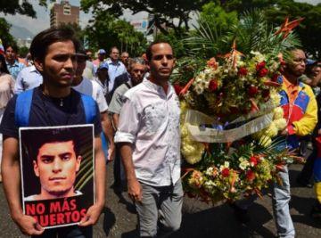 Venezuela juzga a agentes de seguridad involucrados en violaciones de derechos humanos