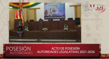 La Asamblea Legislativa Departamental ya tiene su nueva directiva