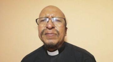 El padre Miguel Albino reflexiona sobre Dios Crucificado