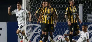 The Strongest sufre otra goleada de visitante (5-0) en la Copa Libertadores