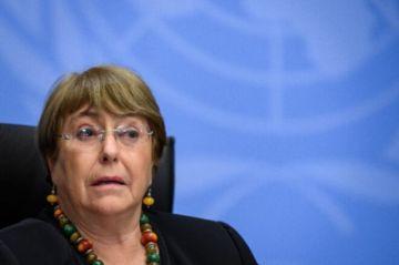 """La destitución de jueces en El Salvador """"socava gravemente la democracia"""", dice Bachelet"""