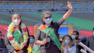 Copa invita a empresarios a invertir en El Alto y les garantiza seguridad jurídica