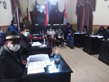 Se trabaja la modificación del reglamento del Concejo Municipal