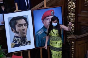 Parlamento chavista nombra nuevas autoridades electorales en Venezuela