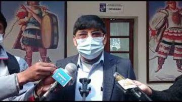 Gobernación potosina busca gestionar compra de vacunas