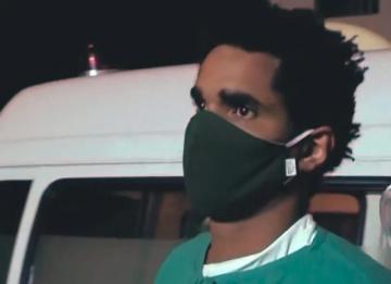 Médico cubano publica video de artista disidente en buen estado