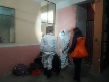 La Fiscalía investiga un feminicidio en el barrio de Tacagua en La Paz