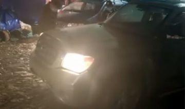 La Paz: Filman a dirigente que de ebrio amenazó a policía: 'acordate que te voy a quemar'