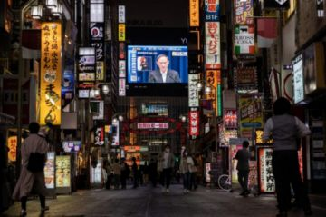 Japón prolonga el estado de emergencia por covid e India vuelve a registrar récord de casos