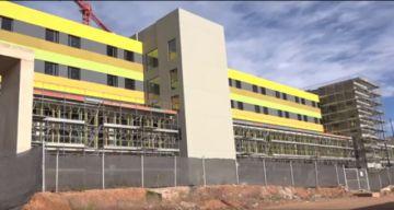 Gobernación afirma que recursos para concluir el hospital de tercer nivel están garantizados