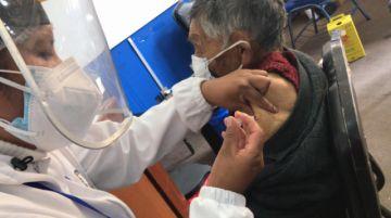 Ministerio de Salud confirma que se acaban las vacunas en cinco Departamentos