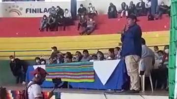 """Diputado Cuéllar plantea que el Congreso de MAS expulse a la """"vieja rosca"""" del entorno de Evo Morales"""