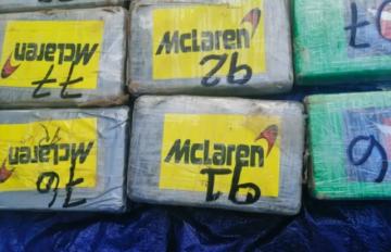 """Arrestan en Guatemala a un hombre acusado en EEUU por tráfico """"sofisticado"""" de cocaína"""