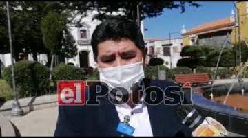 Exgobernador de Potosí afirma que compra del horno crematorio fue bajo normas legales