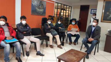 Potosinos proponen reunión nacional para acordar defensa de la morenada