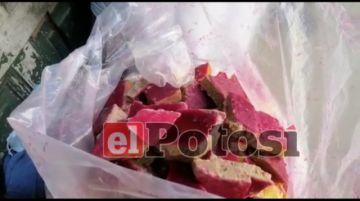 Intenso frío en la ciudad de Potosí ya permite elaborar las tradicionales t'ayas