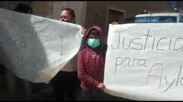 Vecinos piden justicia para niña muerta en Betanzos