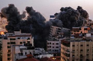 Los enfrentamientos entre Israel y los palestinos dejan ya más de 50 muertos